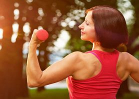 ۹ ورزش روزانه موثر برای زنان بالای چهل سال
