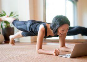 ۱۰ نوع ورزش در خانه