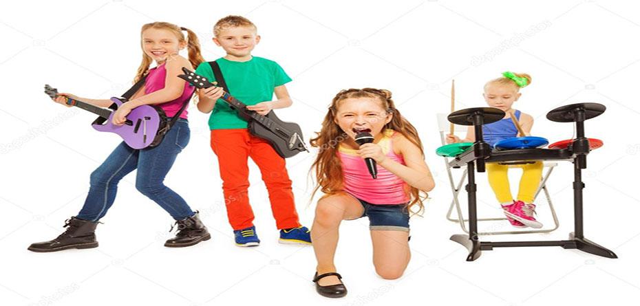 ابزار موسیقی یا تبلت؟ کدام یک برای کودک بهتر است؟