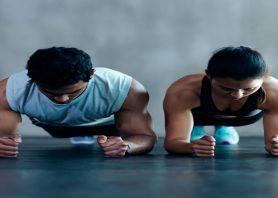 فقط ۴ دقیقه در روز با این حرکت ورزشی لاغر شوید!