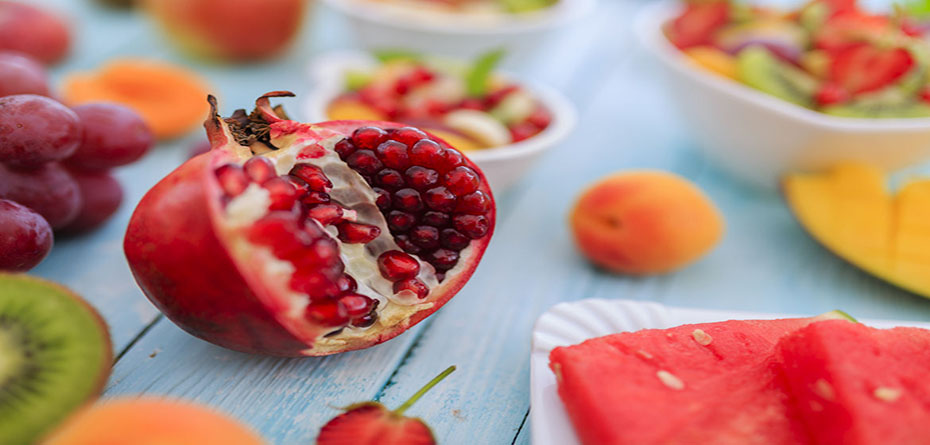 ۱۵ میوه مناسب برای رژیم کاهش وزن