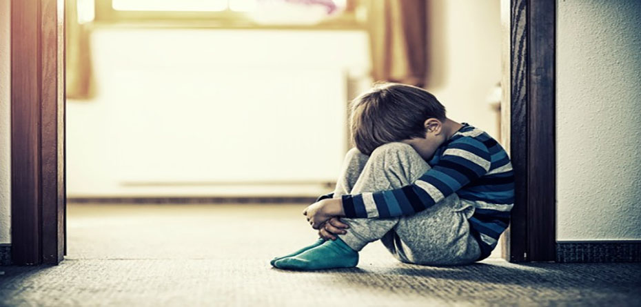 کمک کردن به کودک افسرده