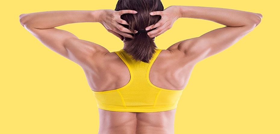 ۷ ورزش موثر برای رهایی از شر چربی پشت