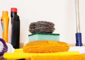 ۸ ترفند هوشمندانه برای تمیز کردن خانه