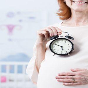 بارداری بعد از ۳۵ سالگی