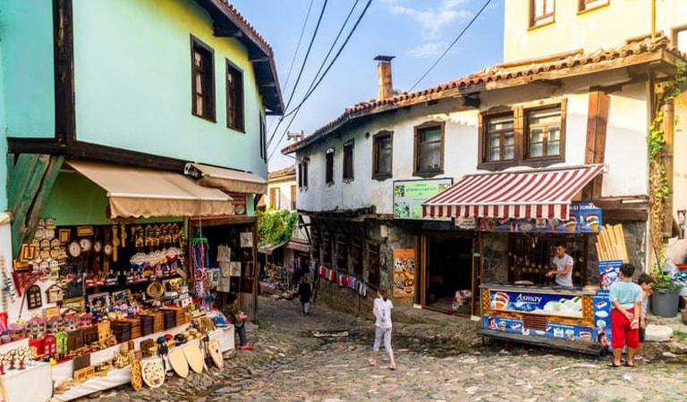 جاهای دیدنی ترکیه - بورسا