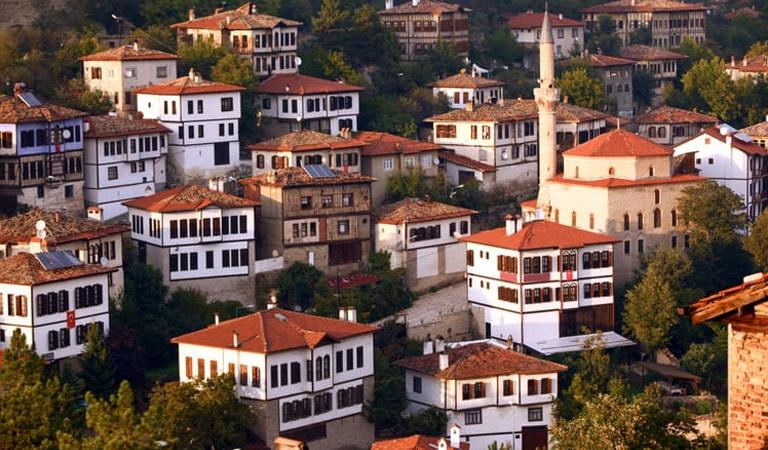 جاهای دیدنی ترکیه - سافران بولو