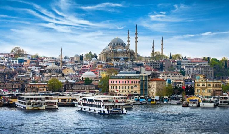 جاهای دیدنی ترکیه - استانبول