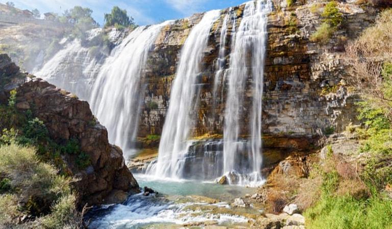 جاهای دیدنی ترکیه - آبشار تورتوم
