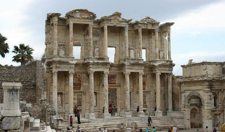 جاهای دیدنی ترکیه - شهر افسوس