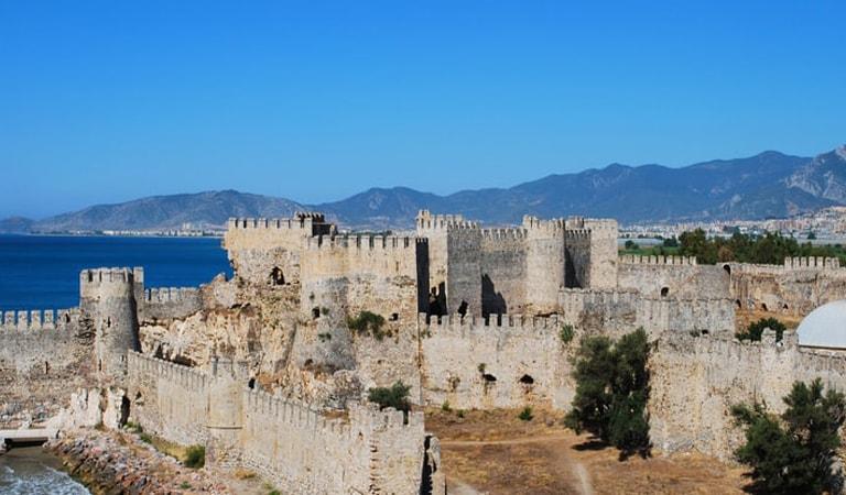 جاهای دیدنی ترکیه - قلعه ماموره
