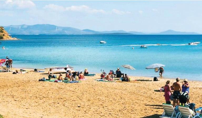 سواحل ترکیه - ساحل آلتینکام- دیدیم (آیدین)