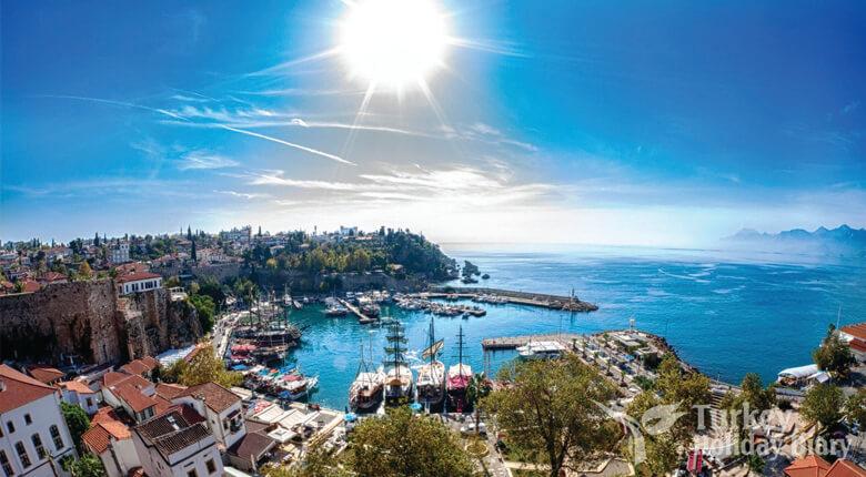 بهترین سواحل ترکیه؛ ۱۵ ساحل زیبا که در ذهن شما باقی میمانند
