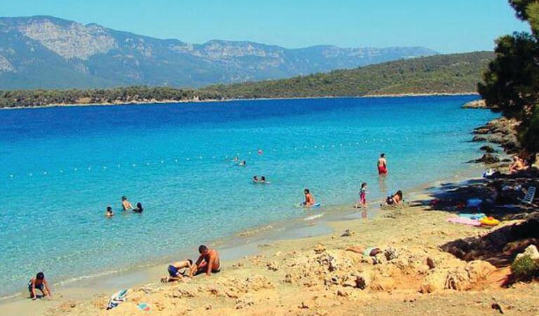 سواحل ترکیه - ساحل اینچکوم- مارماریس (مگلا)