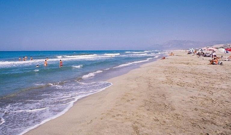 سواحل ترکیه - ساحل پاتارا- کاس (آنتالیا)