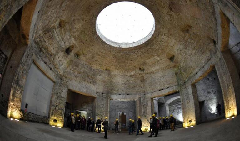 جاهای دیدنی رم - دوموس أورا (Domus Aurea) را کشف کنید