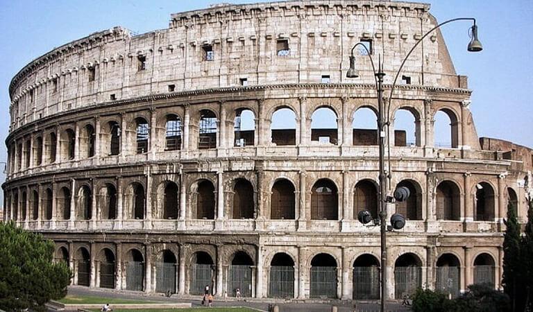 جاهای دیدنی رم - به کولوسئوم (Colosseum) سر بزنید