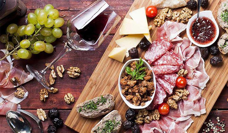 جاهای دیدنی رم - به تور غذا ملحق شوید