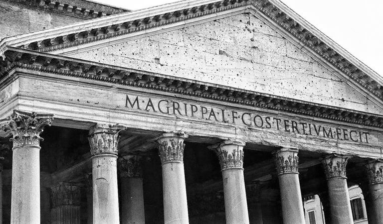 جاهای دیدنی رم - از دیدنِ زیارتگاه پانتئون (Pantheon) لذت ببرید