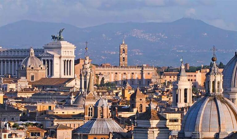 جاهای دیدنی رم - از دیدن جذابترین منظرههای شهر لذت ببرید