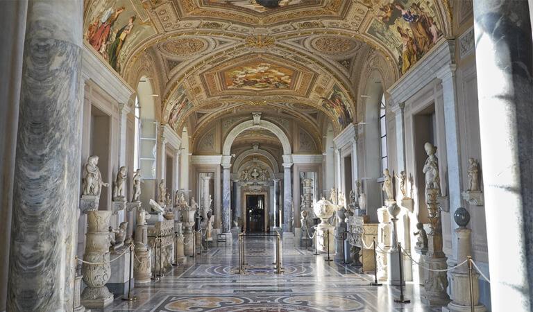 جاهای دیدنی رم - از موزه واتیکان، کلیسای سیستین و کلیسای سنت پیتر دیدن کنید