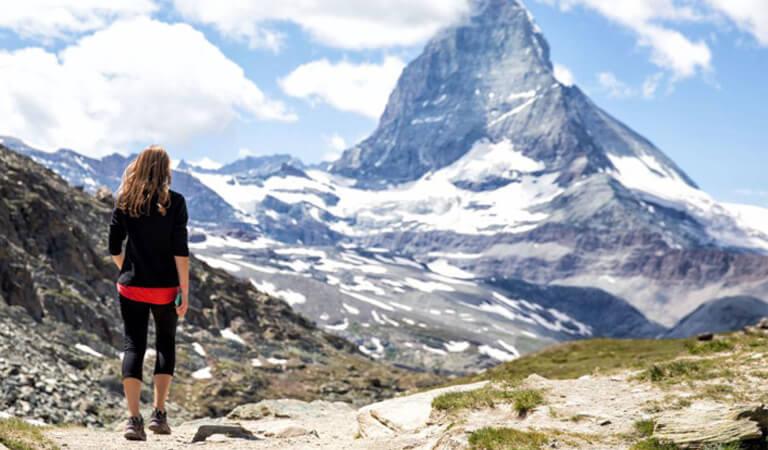 جاهای دیدنی سوئیس - پیادهروی در سراشیبی – ماجراجویی به بهترین نحو