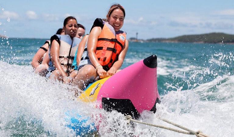 جزیره بالی - با ورزشهای آبی خیس شوید