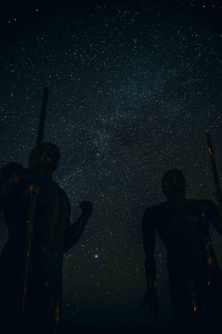 جزایر قناری - کهکشان راه شیری را با دو پادشاه رصد کنید