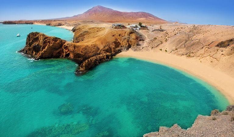 جزایر قناری - از ساحل Papagayo و Ajaches لذت ببرید