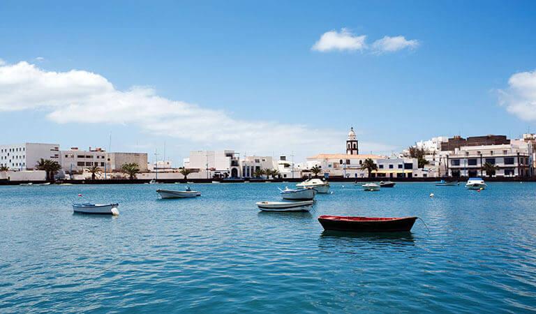 جزایر قناری - شهر Arrecife را کاوش کنید