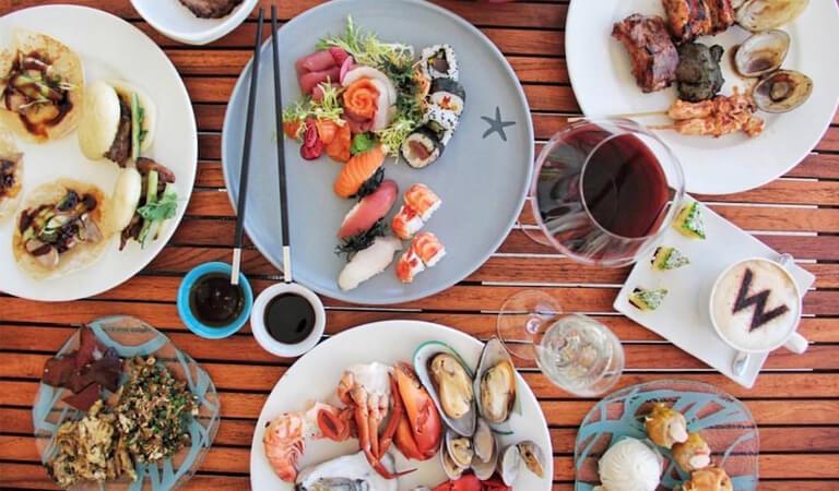 جزیره بالی - میتوانید صبحانه روز یکشنبه را برای تمام طول روز میل کنید