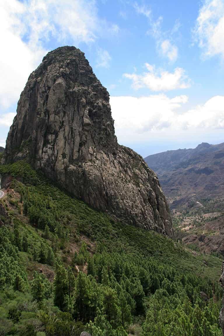 جزایر قناری - بنای تاریخی طبیعی de los Roques