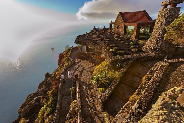 جزایر قناری - غروب آفتاب را در Mirador de la Peña نظاره کنید