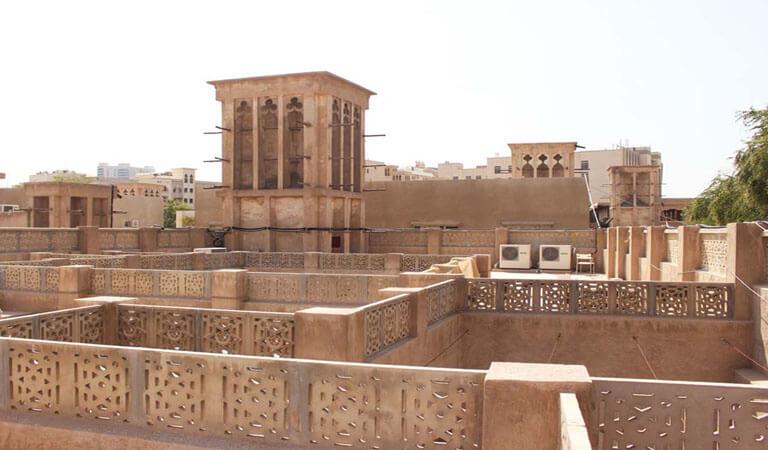 جاهای دیدنی دبی - محله تاریخی الفاهیدی
