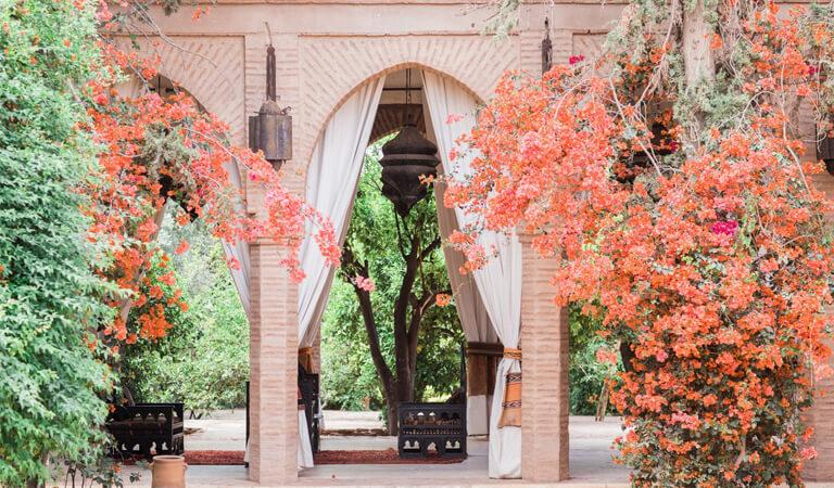 بهترین هتل های جهان - کلوپ بِلدی کانتری در مراکش