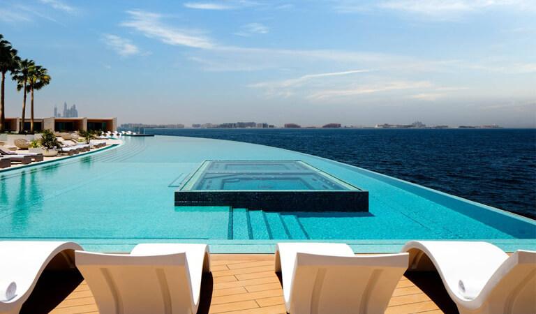 بهترین هتل های جهان - برج العرب جمیرا