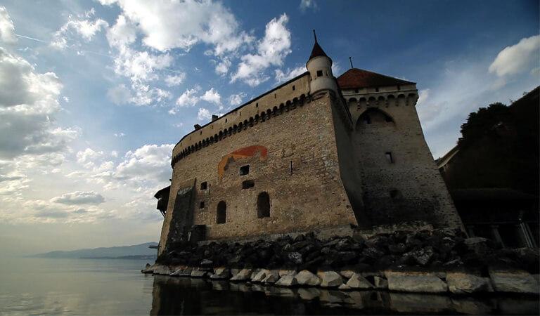 جاهای دیدنی سوئیس - قلعه چیلون – برای عاشقان تاریخ