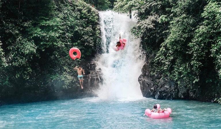 جزیره بالی - هر ۱۴ آبشار را دنبال کنید