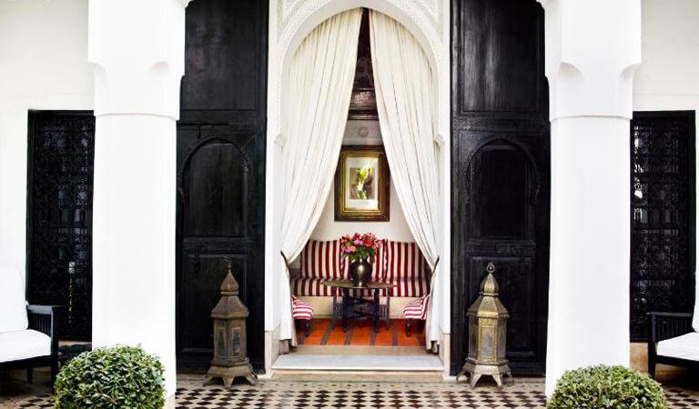 بهترین هتل های جهان - L'Hôtel در مراکش