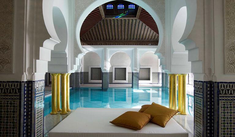 بهترین هتل های جهان - هتل لا مامونیا در مراکش