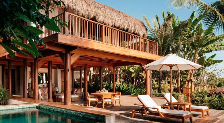 بهترین هتل های جهان - نیهی سومبا