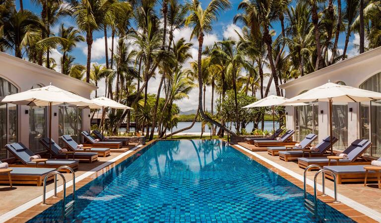 بهترین هتل های جهان - One&Only Le Saint Géran
