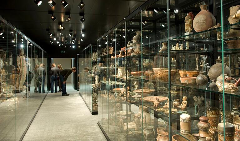 جاهای دیدنی سوئیس - موزه ریتبرگ