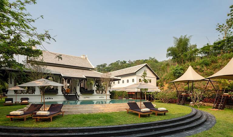 بهترین هتل های جهان - لوانگ پرابانگ رزوود