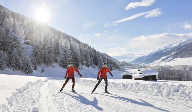 جاهای دیدنی سوئیس - اسکی بازی – ارزش هیجان را دارد