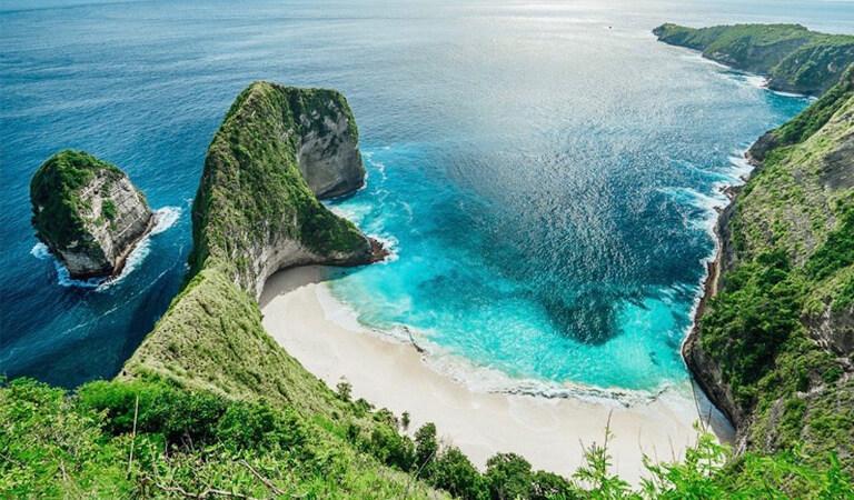 جزیره بالی - در بهترین سواحل بالی حمام آفتاب بگیرید