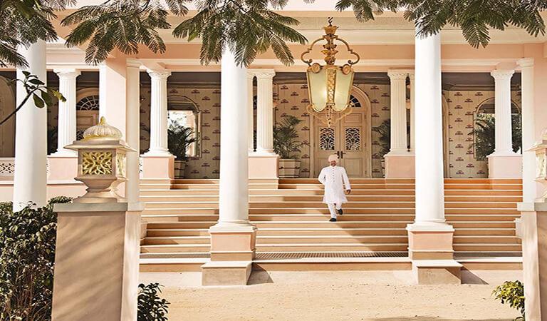بهترین هتل های جهان - کاخ سوجان راجمحل