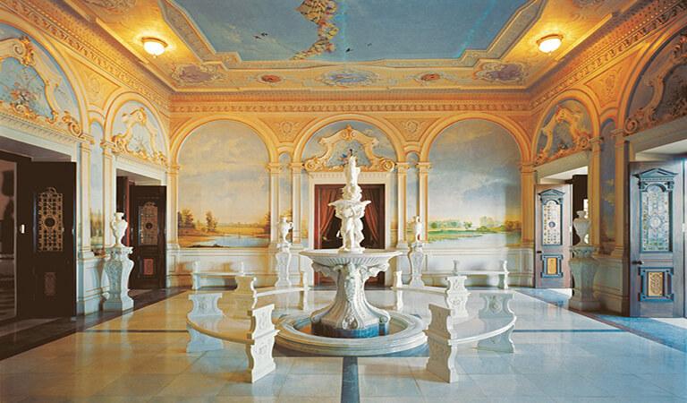 بهترین هتل های جهان - کاخ تاج فالکنوما