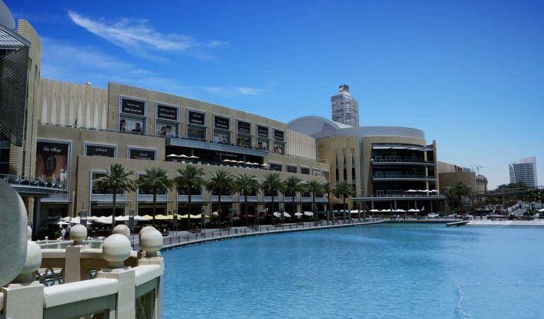 جاهای دیدنی دبی - دبی مال (مرکز خرید دبی) یکی از بزرگترین مراکز خرید جهان