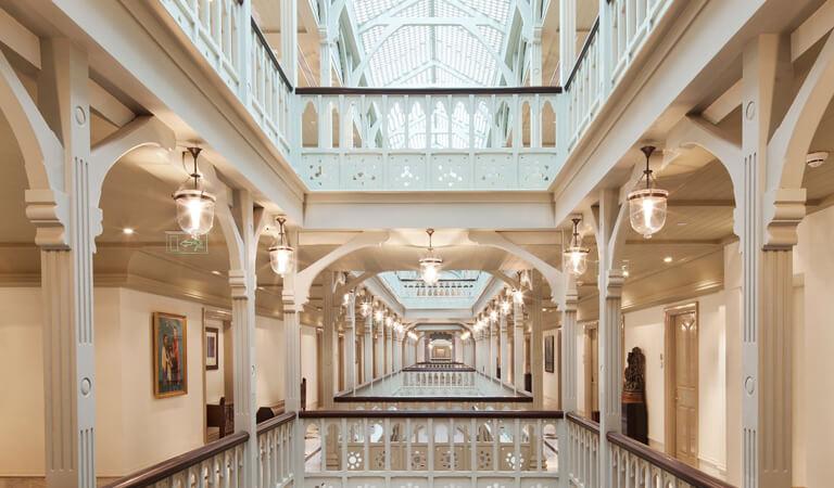 بهترین هتل های جهان - کاخ تاج محل